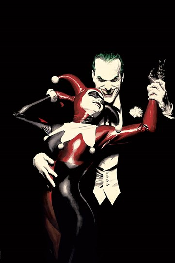 Tango With Evil by DC - Limited Edition on Paper